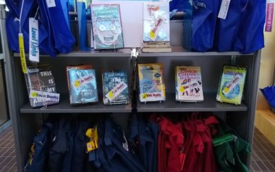 Grab & Go Book Bags and Bundles Now Available at the Hillsdale Library!