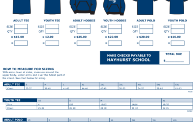 You Can Now Order Hayhurst T-shirts & Sweatshirts