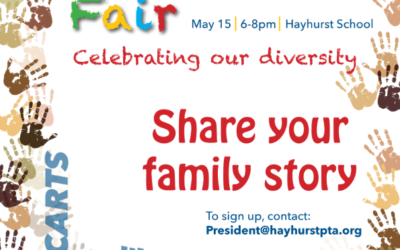 Hayhurst Multicultural Fair – May 15th, 2020