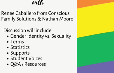 Announcing Free Parent Only Workshop: Parenting & Sexuality