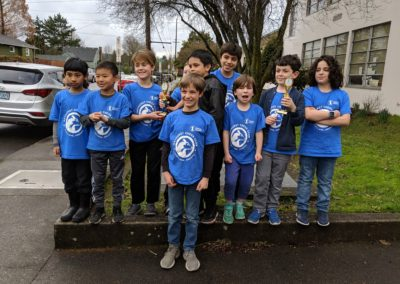 Hayhurst Chess Team Wins Regionals 2019