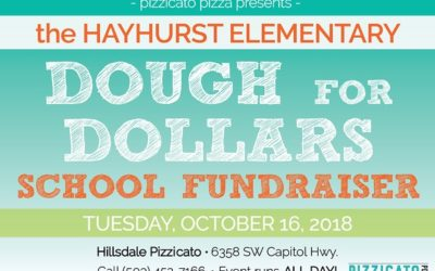 October 16: Pizzicato & Dairy Hill All Day Fundraiser (All Day)