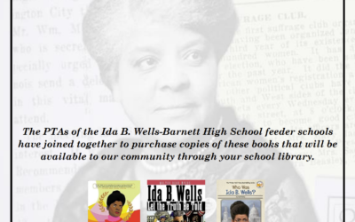 SW Community Reads Event – Ida B. Wells