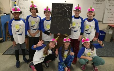 Hayhurst 4th/5th Grade Lego Robotics Competitive Team Update