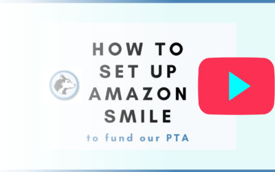 How to Set Up Your Amazon Smile Account to Go To the Hayhurst PTA – It's So Easy!