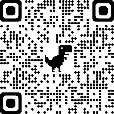 QR Code to donate online for Run for Hayhurst